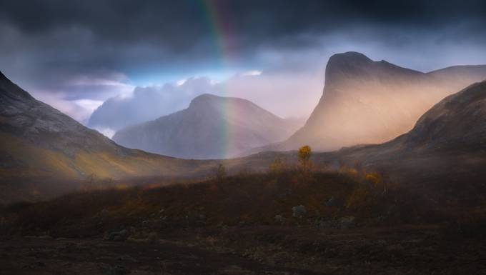 Fall Light by olehenrikskjelstad - Rainbows Overhead Photo Contest