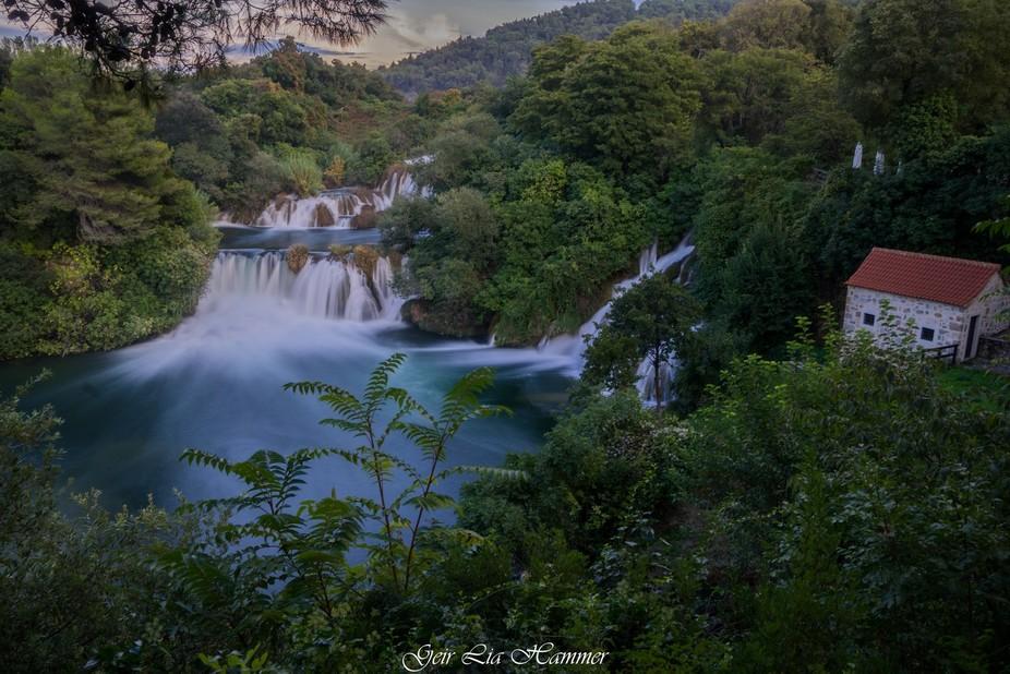 Krka National Park and Skradinski Buk - Croatia