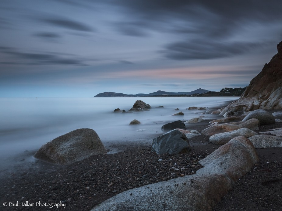 This is a shot taken at White Rock, Killiney Beach, County Dublin, Ireland. I particularly like t...