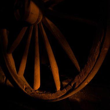 Wagon Wheel at Kirkland Bar and Steakhouse - Kirkland, AZ.