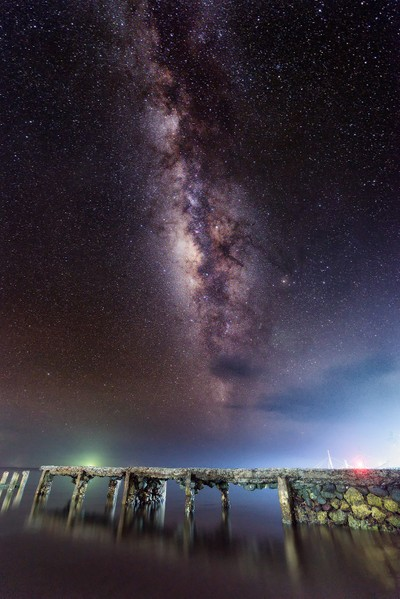 Galactic splendor