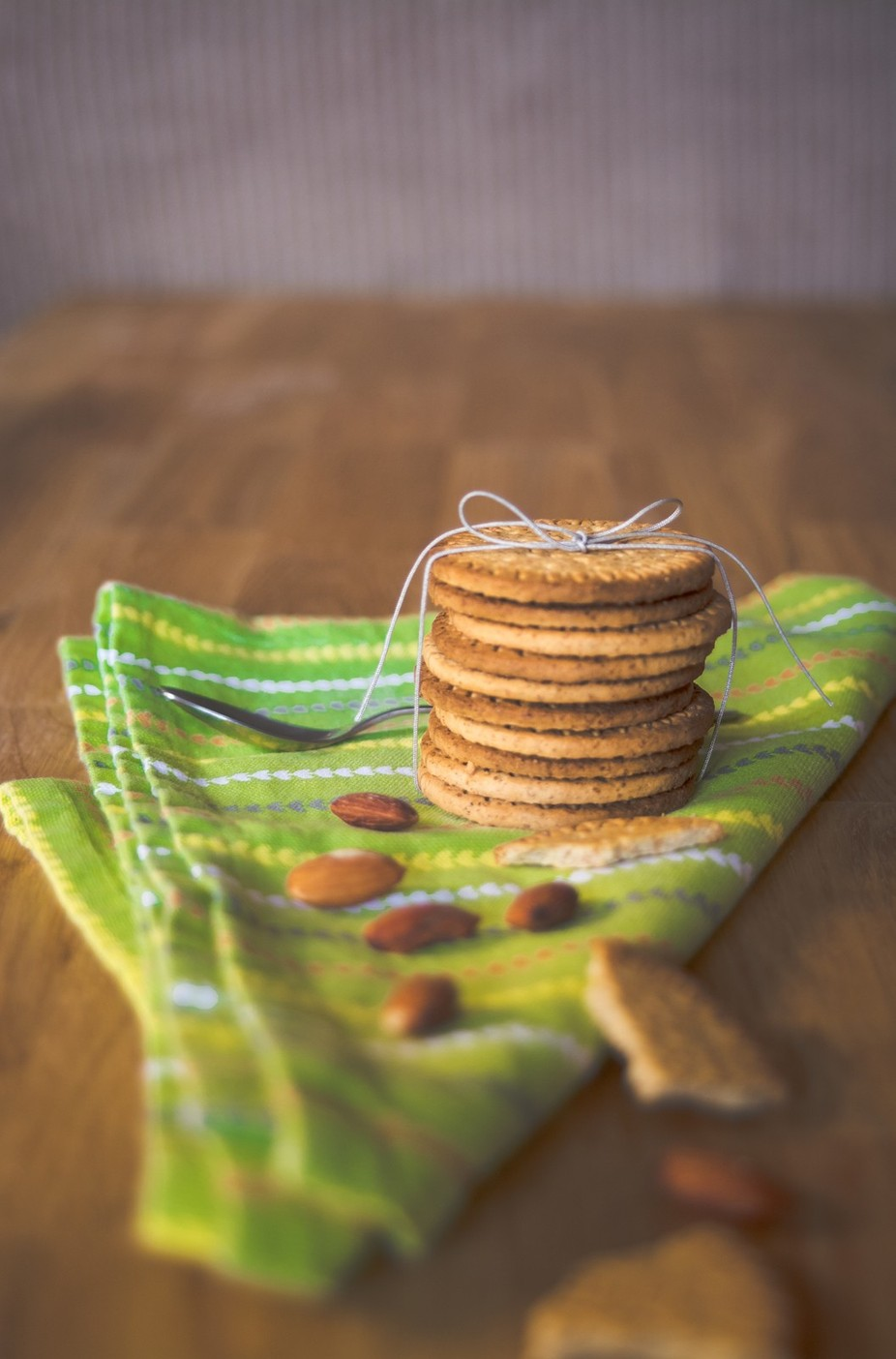 Rustic Biscuits by RosieF - Looks Delicious Photo Contest
