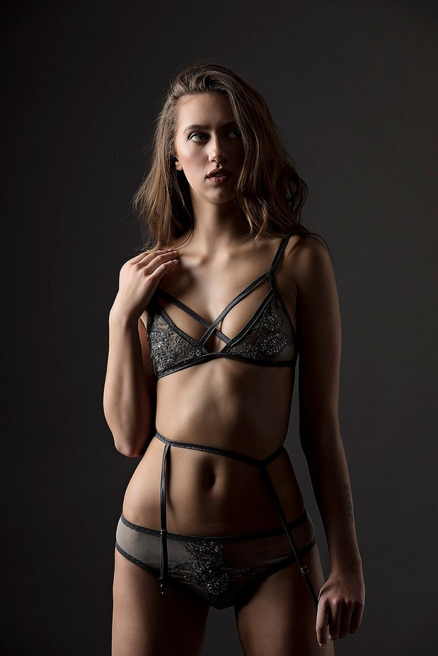 emily-2547 by adrianrichard - Lingerie Photo Contest