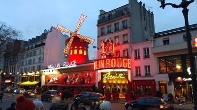Paris @ Night