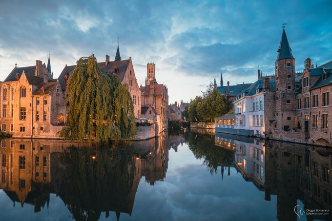 In Bruges by SirDiegoSama - Canals Photo Contest