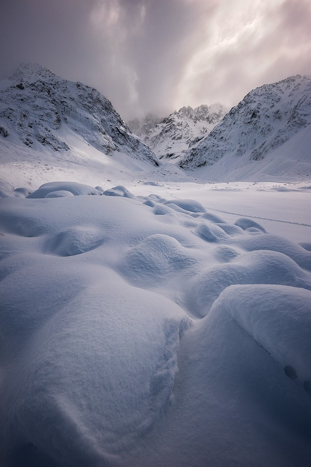 Fresh Powder by NiCoBoCo - The Cold Winter Photo Contest