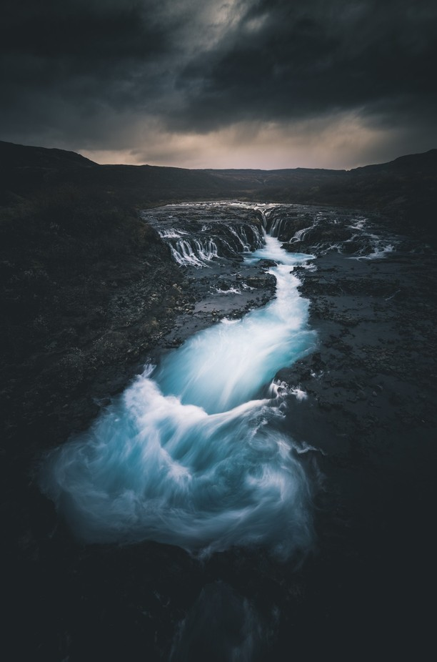 Bruarfoss by PaulWatsonPhotography - Social Exposure Photo Contest Vol 12