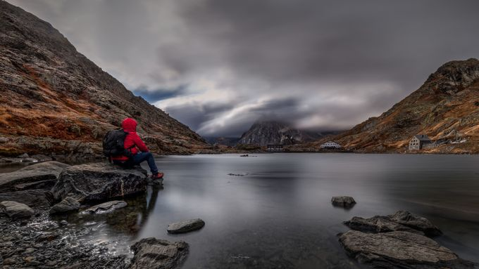 Only with me by JCSimoes - Sitting In Nature Photo Contest