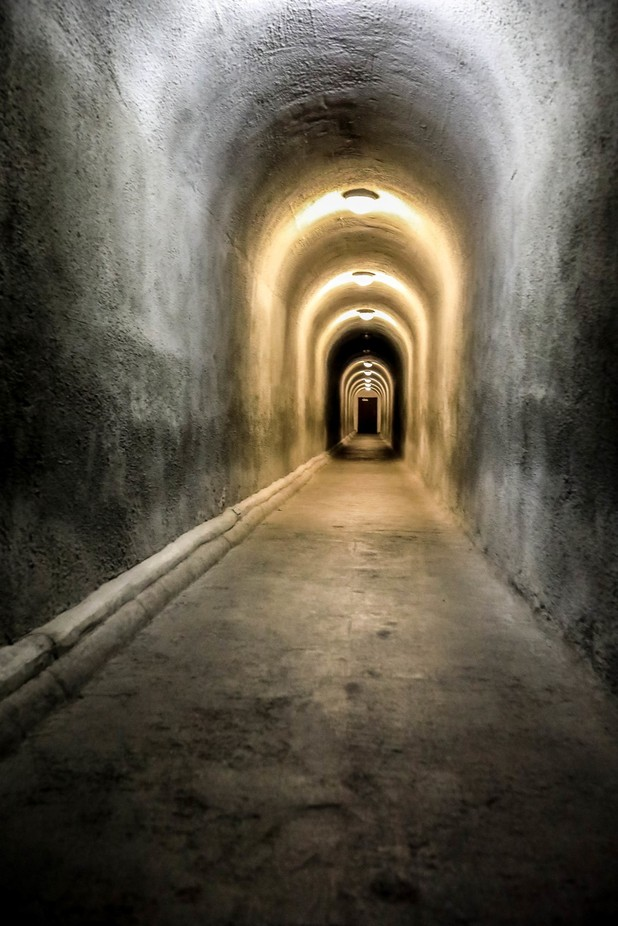 The tunnel* by Bob5253 - Shooting Tunnels Photo Contest