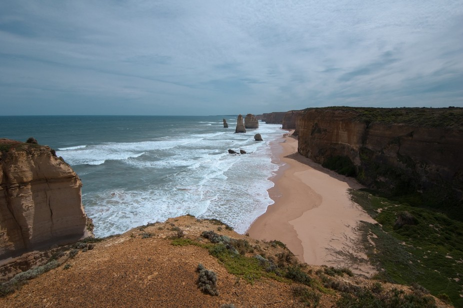 A lazy drive down the coast following The Great Ocean Road in Australia - here are some of the fa...