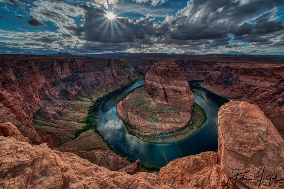 Classic Horse Shoe Bend Photo