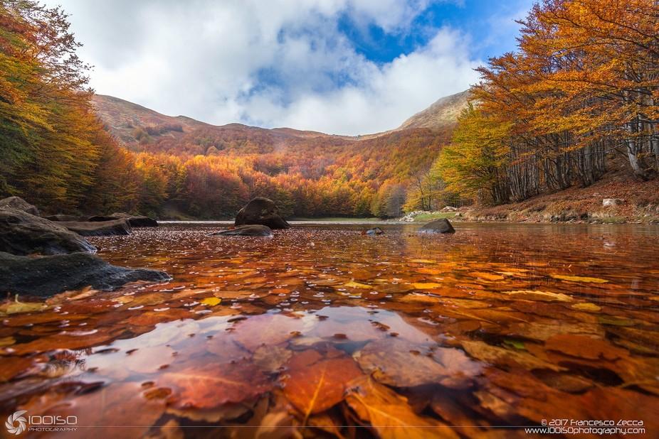 Autumn - Appenino
