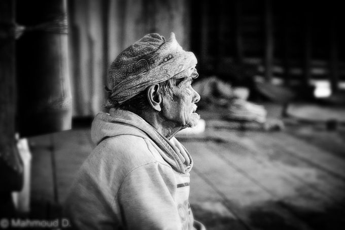 by mdasser - City Life In Black And White Photo Contest
