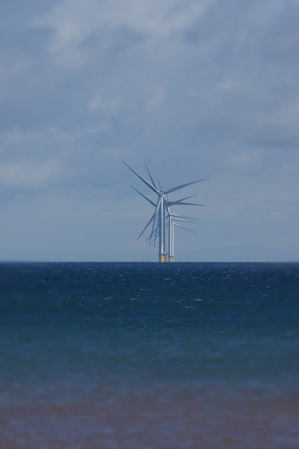 Wind Power by DavidH60 - Windmills Photo Contest