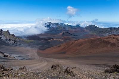 Haleakala - The House of the Sun