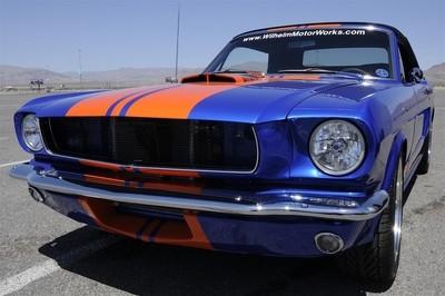 Prototype Mustang