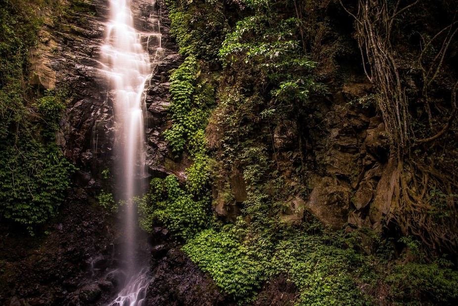 Got a bit light on that hidden gem Dlundung waterfall.