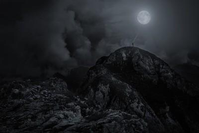 Summit by Night
