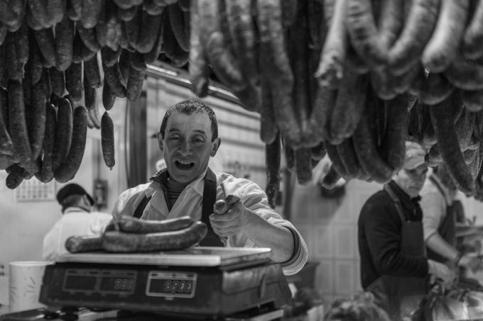 Best Longaniza in Chile! by rcscharf - Food Markets Photo Contest