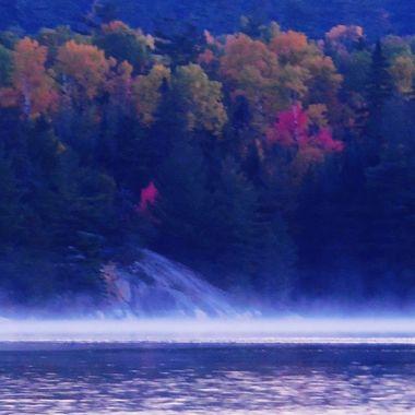 Rainy Lake, Ontario, Canada
