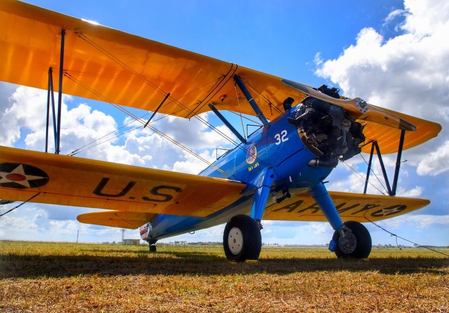 2017 Florida International Air Show. Punta Gorda, FL