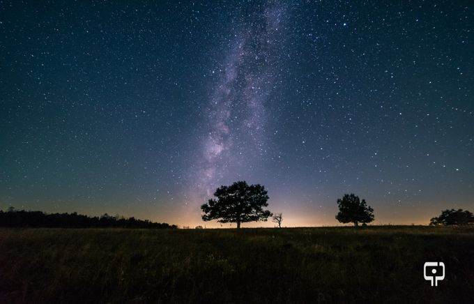 Night in Shenandoah by SeanPrudenPhotos - The Milky Way Photo Contest