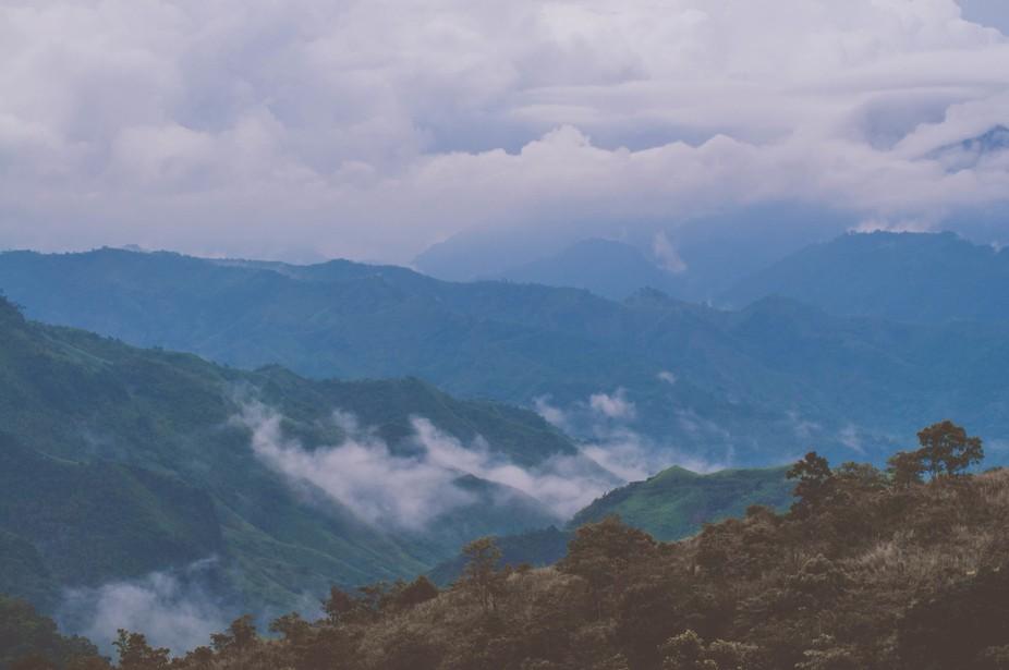 Mountain Ranges of Sierra Madre