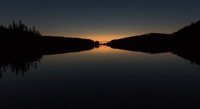 Stillness after Sunset