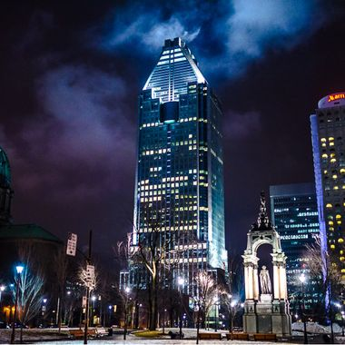Gotham Montreal...