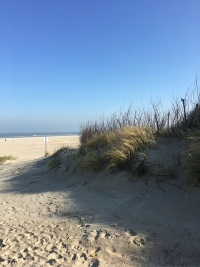 Norderney island, the beach, germany