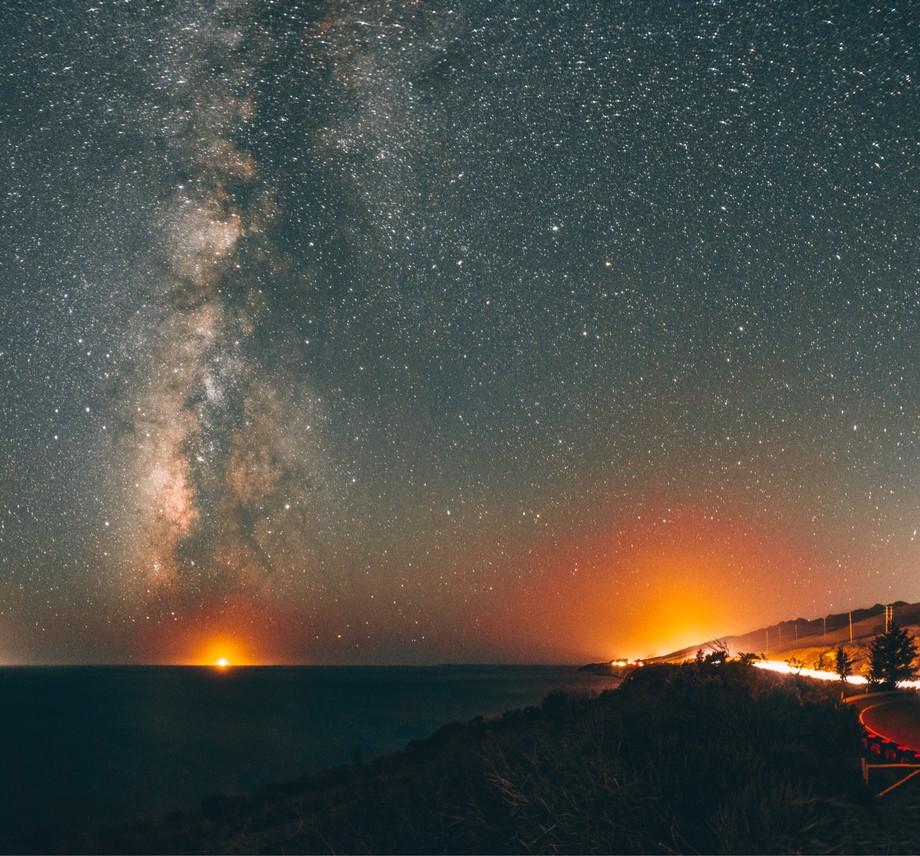 Milky Way in CA