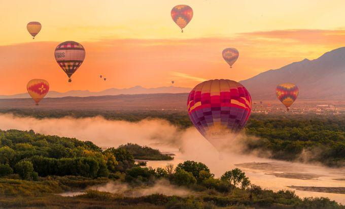Ballons Albuquerque by sergeramelli - Show Balloons Photo Contest