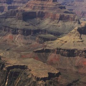 View from the rim of the Grand Canyon.   I love photography because it captures images even the human eye can't seem to take it.  Like the g...