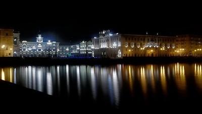 Trieste - Piazza Unità e Palazzo del Lloyd