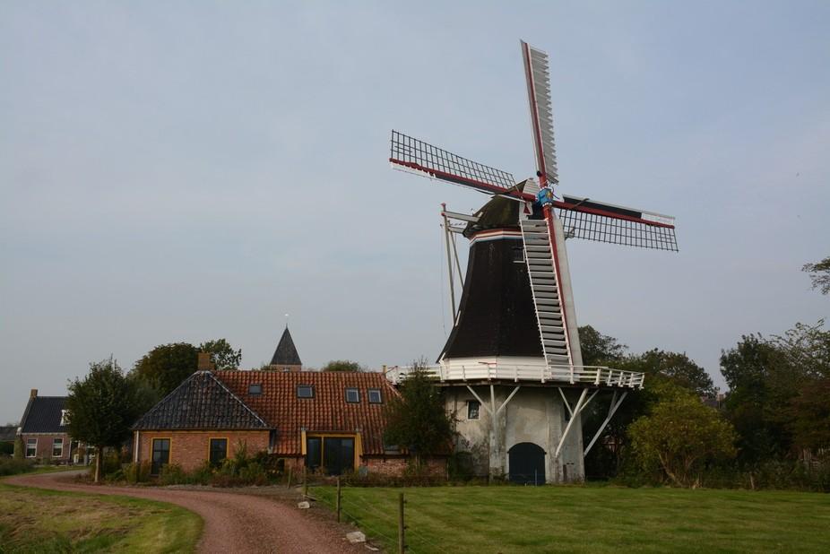Windmill Westerwijtwerd