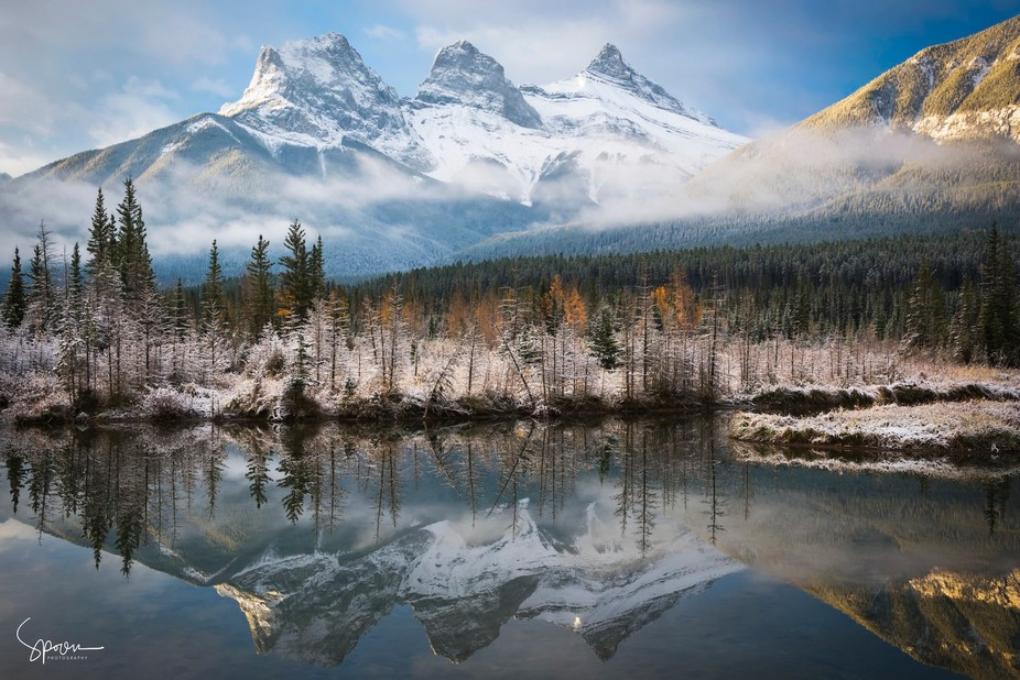 Three Sisters Canada Canmore