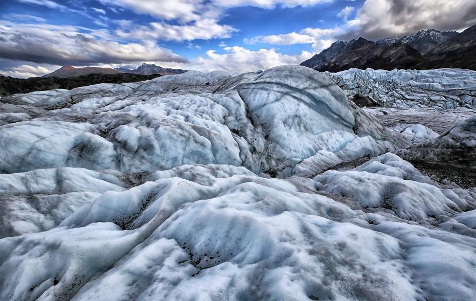Glacier Hike...