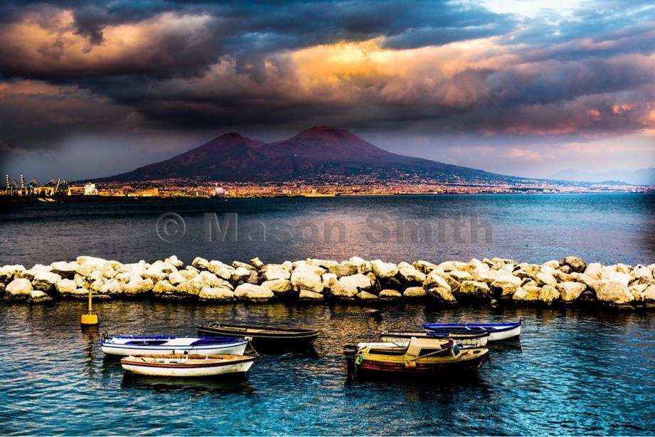 Vesuvius of Naples