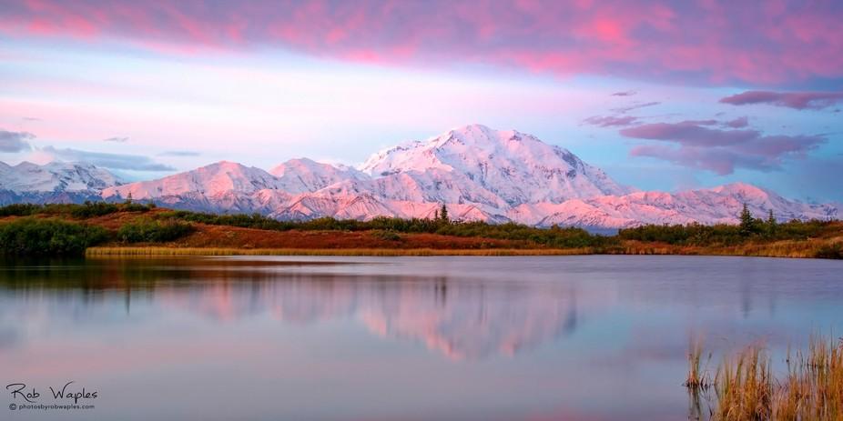 Mt McKinley AK 4
