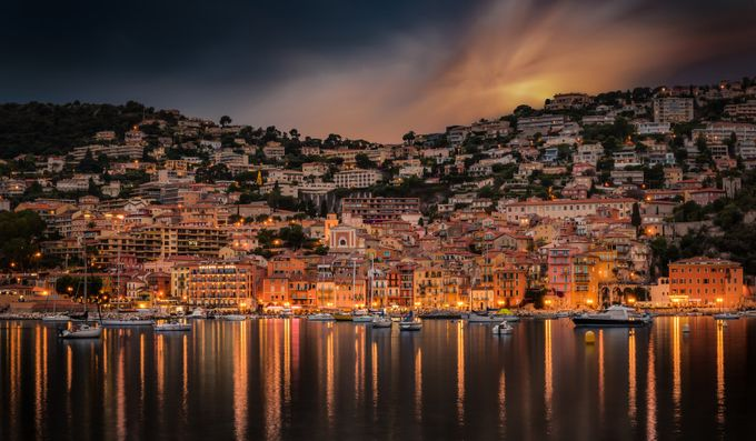 Villefranche Sur Mer  by Alexlud - Stillness Photo Contest