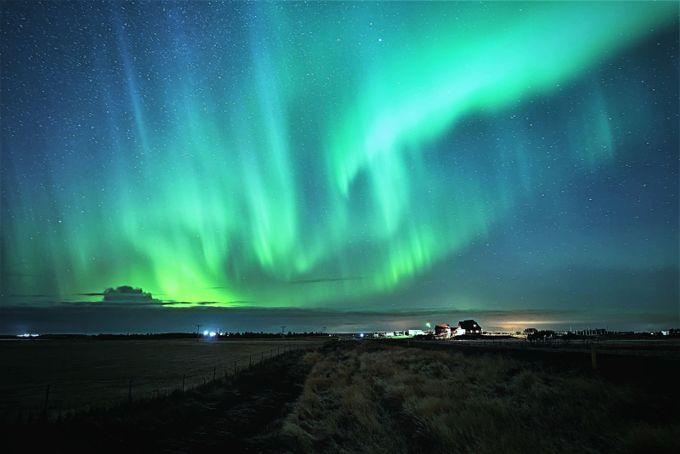 Aurora by Nilesh_P - Creative Landscapes Photo Contest vol3