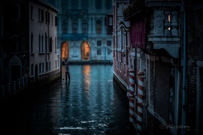 Night is coming by philippebery - Canals Photo Contest