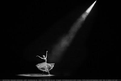 B&W Ballet