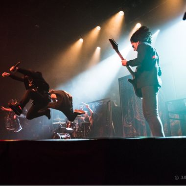 Jump!!! We Came As Romans at MTelus Montreal