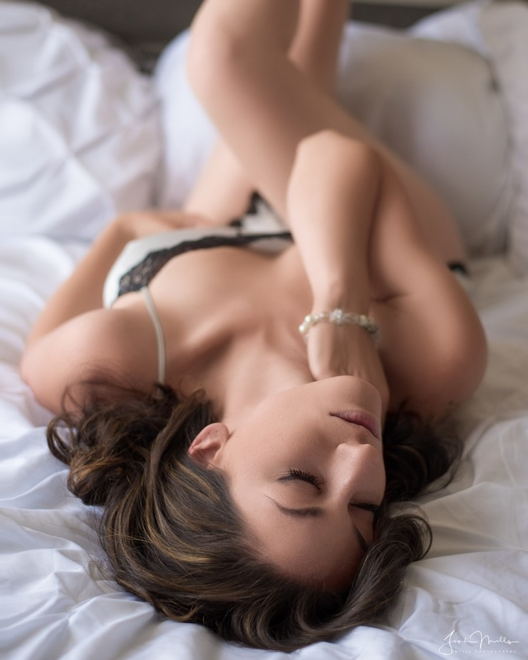 Boudoir III by JAMillsPhoto - Sensual And Artistic Photo Contest