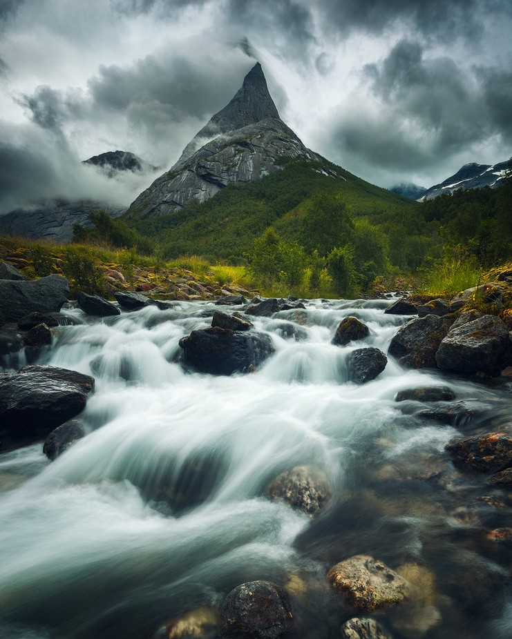 Norwegian National Mountain by Tor-Ivar - Monthly Pro Vol 36 Photo Contest