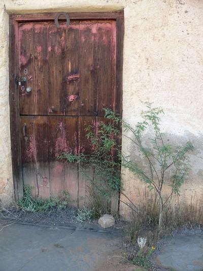 Brandkop_Lucky Horseshoe Door