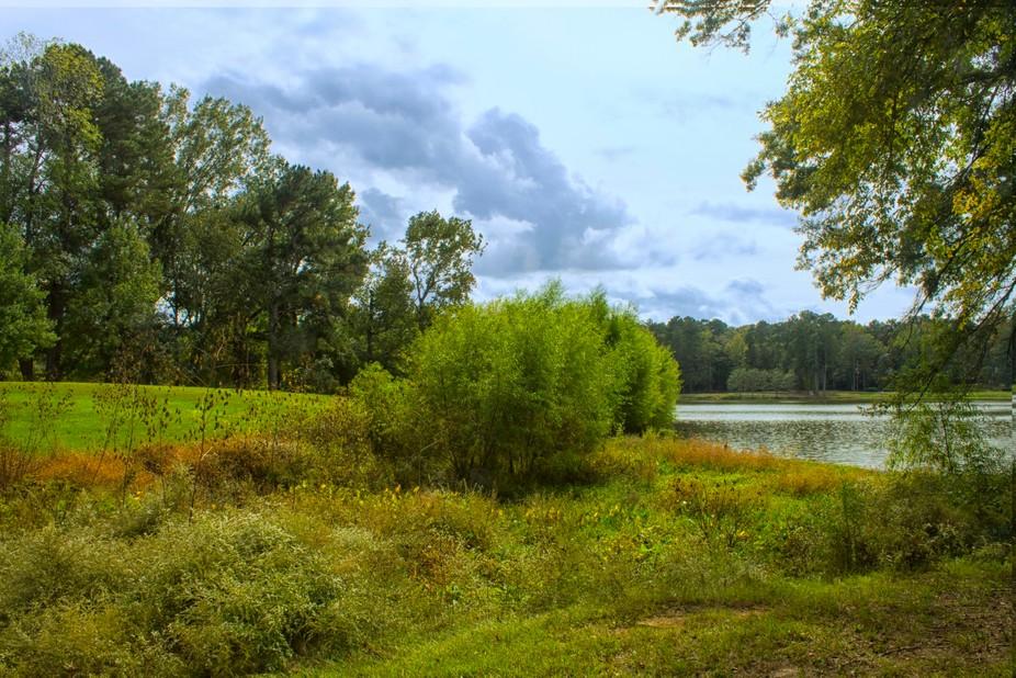 Photo taken at Cooper Creek Park, located in Columbus, Georgia.