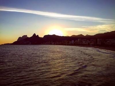Sunset @ Rio