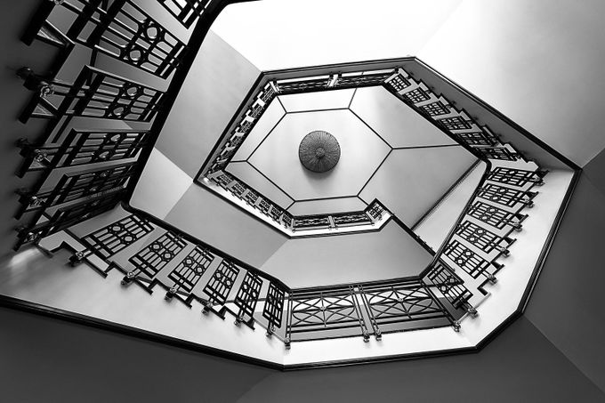 The Eye by avinashlittle - Stairways Photo Contest